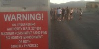 Area 51 &#8211; BBC Film Crew Arrested At Gunpoint