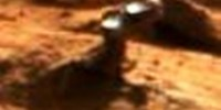 New 'Metal' Mars Anomaly Photographed by Curiosity