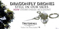 Dragonfly Drones Still In Our Skies – New 2015 Witness