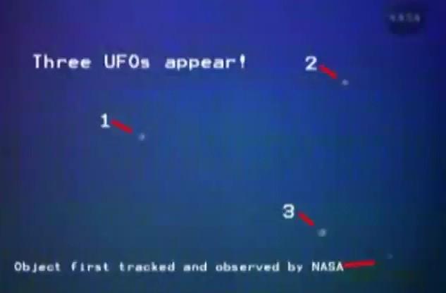 Risultati immagini per NASA UFO STS 115 Space shuttle