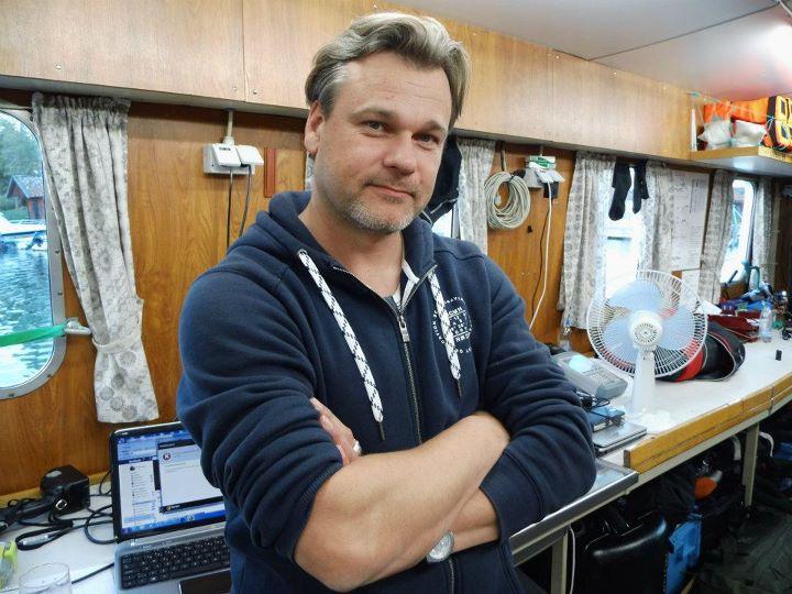 OceanX Joint Founder - Dennis Aasberg